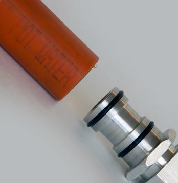 Kitec Plumbing Repair Veratek Self Crimp Fittings